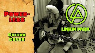 linkin park - powerless (guitar cover by mike_kidlazy)