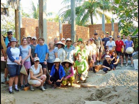 Huonville High School - 2014 Volunteer Project Vietnam & Cambodia