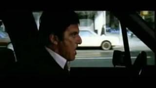 """Scarface scena: """"Io non li ammazzo due bambini e una donna"""""""