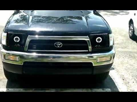 1996 Toyota 4runner New Headlights