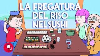 LA FREGATURA DEL RISO NEL SUSHI