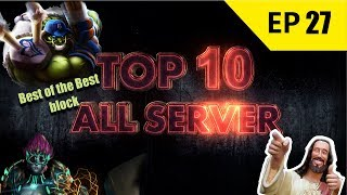 HoN Top 10 Plays Ep.27 ALL Server