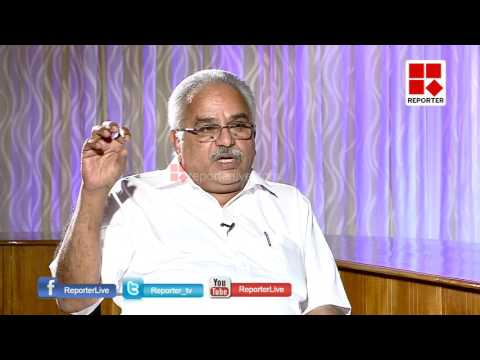 CLOSE ENCOUNTER WITH KANAM RAJENDRAN│Reporter Live