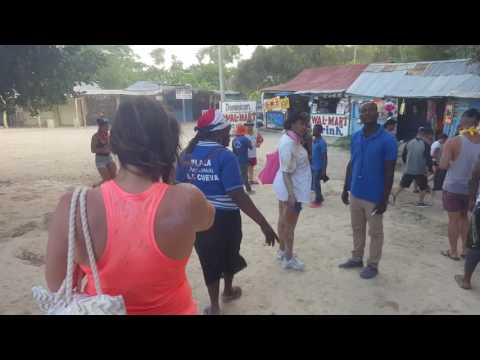 Dune buggy punta cana excursion stop at cave and market in Dominican Republican