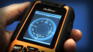 Обзор телефона-рация-навигатора Outfone BD351G