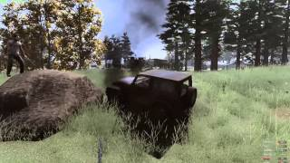 H1Z1 Crazy Driving