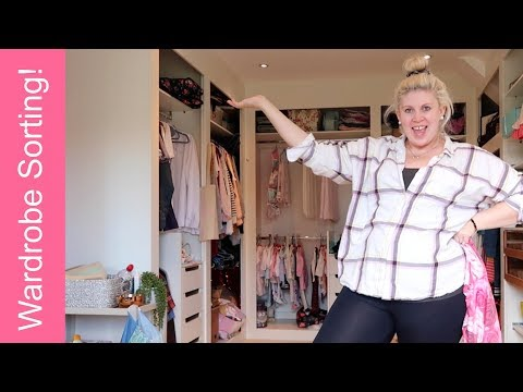Wardrobe DIY! | The Weekly #33