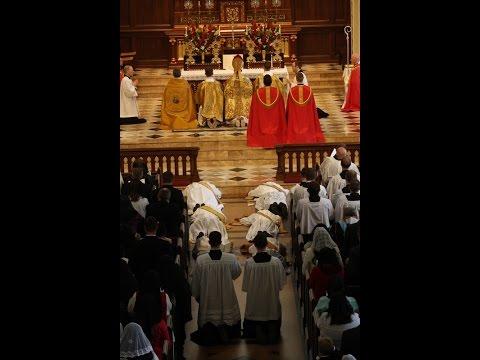FSSP Priestly Ordinations 2015