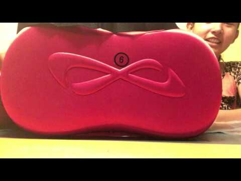 NFINITY Cheer shoes review