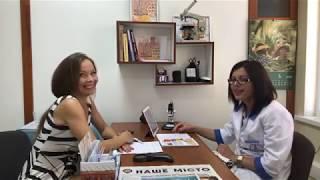 Проект«ВСЕ О ЗДОРОВЬЕ»: врач-дерматовенеролог канд. медицинских наук Лавриненко Марина