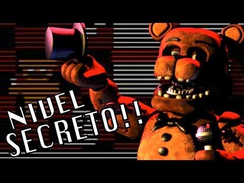 Baixar NIVEL SECRETO?? | Five Nights At Freddy's 2: Noche 2 - JuegaGerman