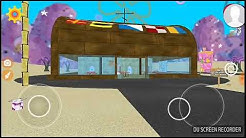 Playing SpongeBob Bikini Bottom 3D Game
