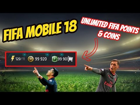 Fifa Mobile Hack - How to Hack Fifa Mobile 18 - Unlimited Fifa Points & Coins