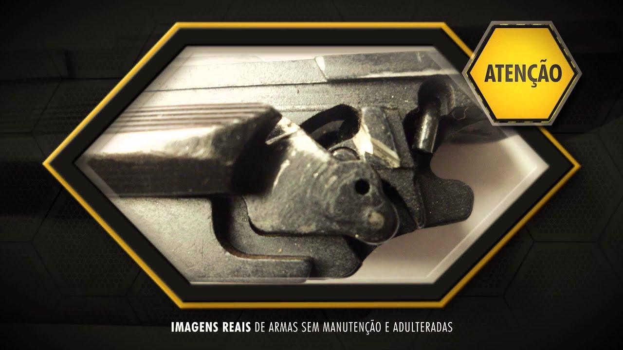 Taurus Armas - Novo Bloco Segurança