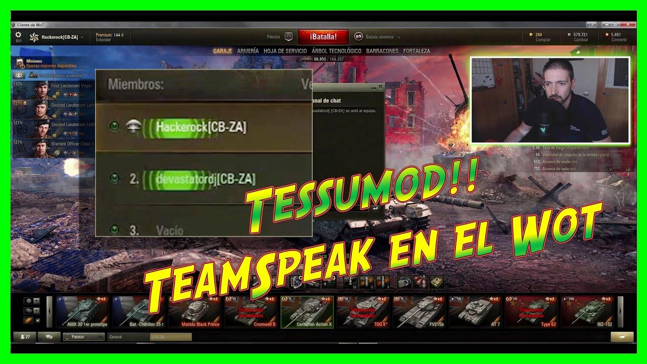 wot mod team speak