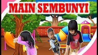 Main Sembunyi Droemer Keysha - Petak Umpet (Hide And Seek) - Gen Halilintar