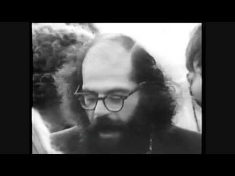 Allen Ginsberg - Chicago, 1968