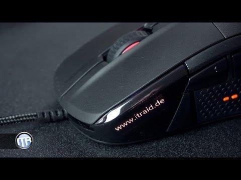 Gaming-Maus mit DISPLAY! - Steelseries Rival 700 im Test!