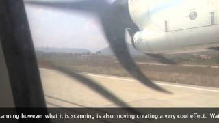 Iphone Video Of Propeller