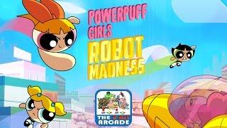 Powerpuff girls: robot madness - full metal princess (cartoon network games)