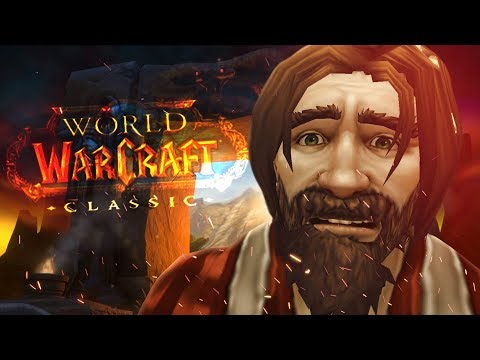 КАК ИГРАТЬ В WORLD OF WARCRAFT CLASSIC | Обзор, обучение, прохождение, сюжет, стрим.