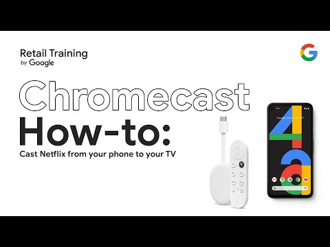 Chromecast How-to: Cast Netflix From Your Phone To Your TV