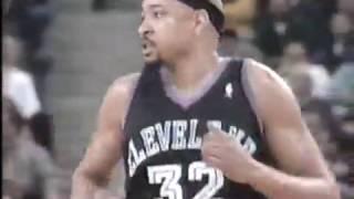Cavs vs. Kings - Jan 10, 2001