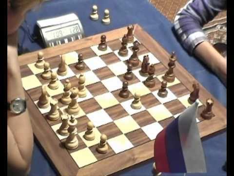 Nadezhda Kosintseva vs. Humpy Koneru