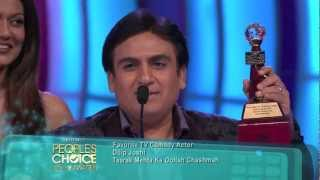 Dilip Joshi wins Favorite TV Comedy Actor at People