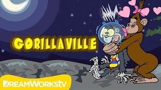 Kissed By A Gorrilla | GORILLAVILLE