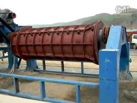 Hanging roller type precast concrete pipe manufacturer
