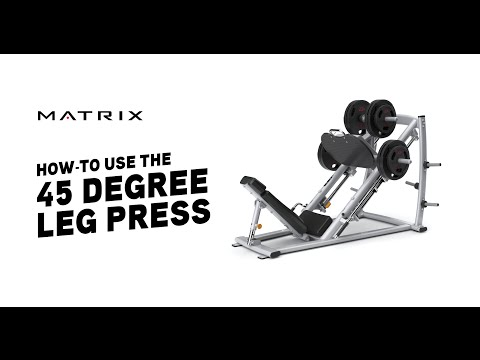 45 Degree Leg Press Machine – An Entire Guide With Form Tips