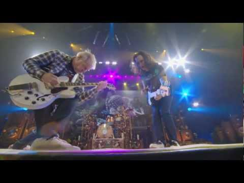 """Working Man"" by Rush (Time Machine Tour: Live In Cleveland) [OFFICIAL]"