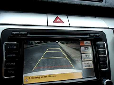 How to enable rear view camera on Tiguan, Jetta, Passat using vag