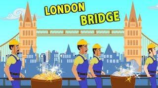 Лондонский мост | детская рифма | London Bridge Is Falling Down