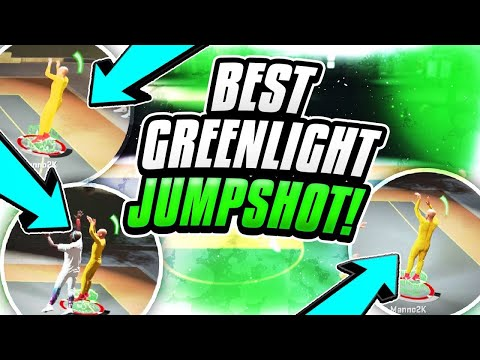 NBA 2K20 BEST JUMPSHOT FOR NON SHOOTING BUILDS • NEVER MISS AGAIN ON YOUR GLASS CLEANING LOCK