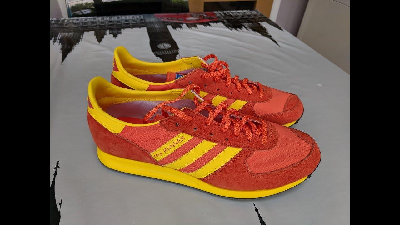 3e6bef818a0fa3 Adidas TRX Runner - YouTube