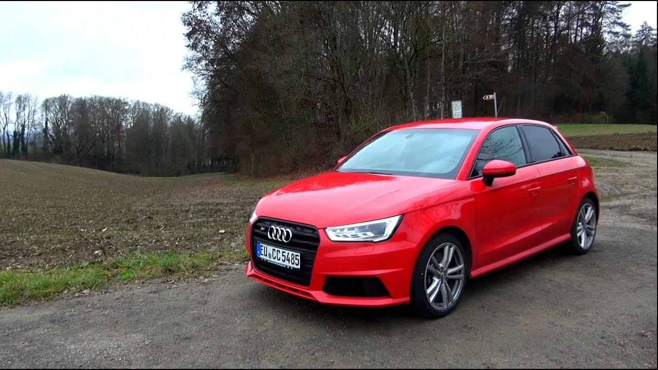 2014 audi s1 sportback facelift quattro 231 hp test drive youtube. Black Bedroom Furniture Sets. Home Design Ideas