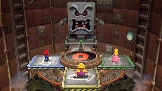 Mario Party 9 - All Fun Minigames