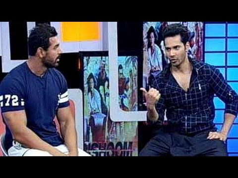 Watch John and Varun pick their favourite cars and bikes