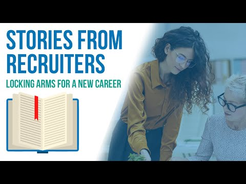 Staffing Stories: Locking Arms for a New Career