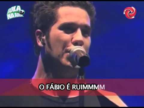 98 Futebol Clube - Paródia - Alface (Fábio)