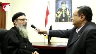 المتحدث باسم الكنيسة القبطية للسيسي: ''الشعب كله وراك''