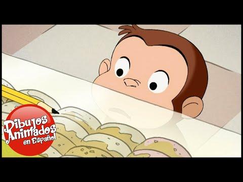 Jorge el Curioso en Español 🐵Ceros para las Rosquillas 🐵 Episodio Completo 🐵 Caricaturas Para Niños