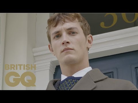 Snap Into Your Working Day With This Crisp Ensemble I Giorgio Armani – Episode 1 I British GQ