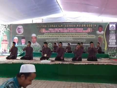 Sholawat Rebana Nurussa'adah ( Yaa Rosulalloh & Qod Kafani )