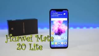 Huawei Mate 20 Lite Смартфон с процессором НОВИЧОК