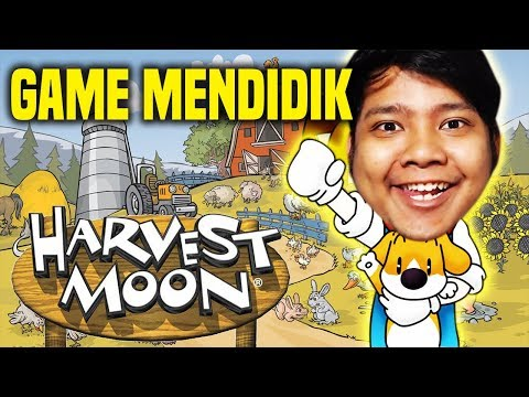HARVEST MOON BACK TO NATURE BAHASA INDONESIA