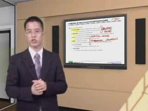 WST: 4.1 Investment Banking Training - Basic Valuation Methodologies