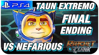 Ratchet & Clank PS4 - » Ending Final Secreto / [TAUN EXTREMO] « - Español  [HD]